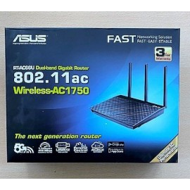 Asus Router, Wireless-AC1750